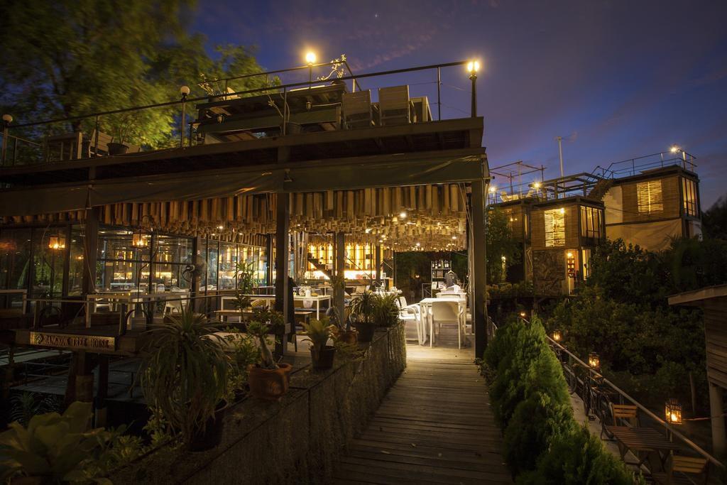 Bangkok Treehouse Restaurant