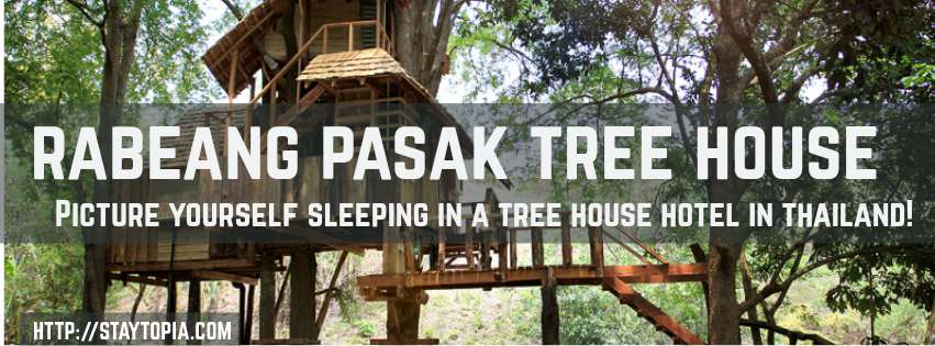 Tree House Hotel in Thailand