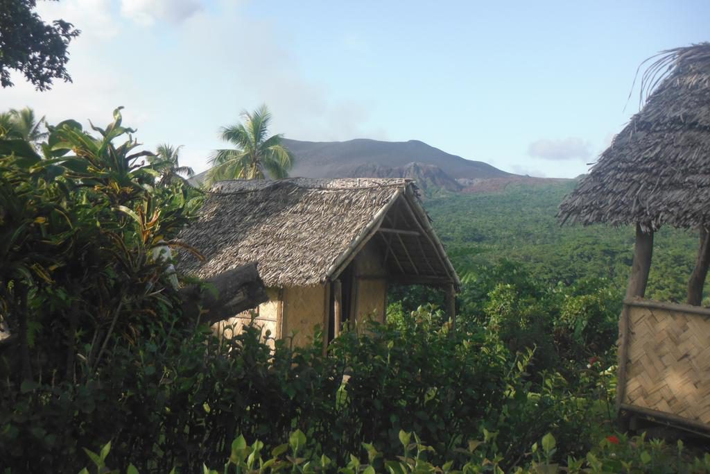 Volcano Island Paradise Hut Tanna Island