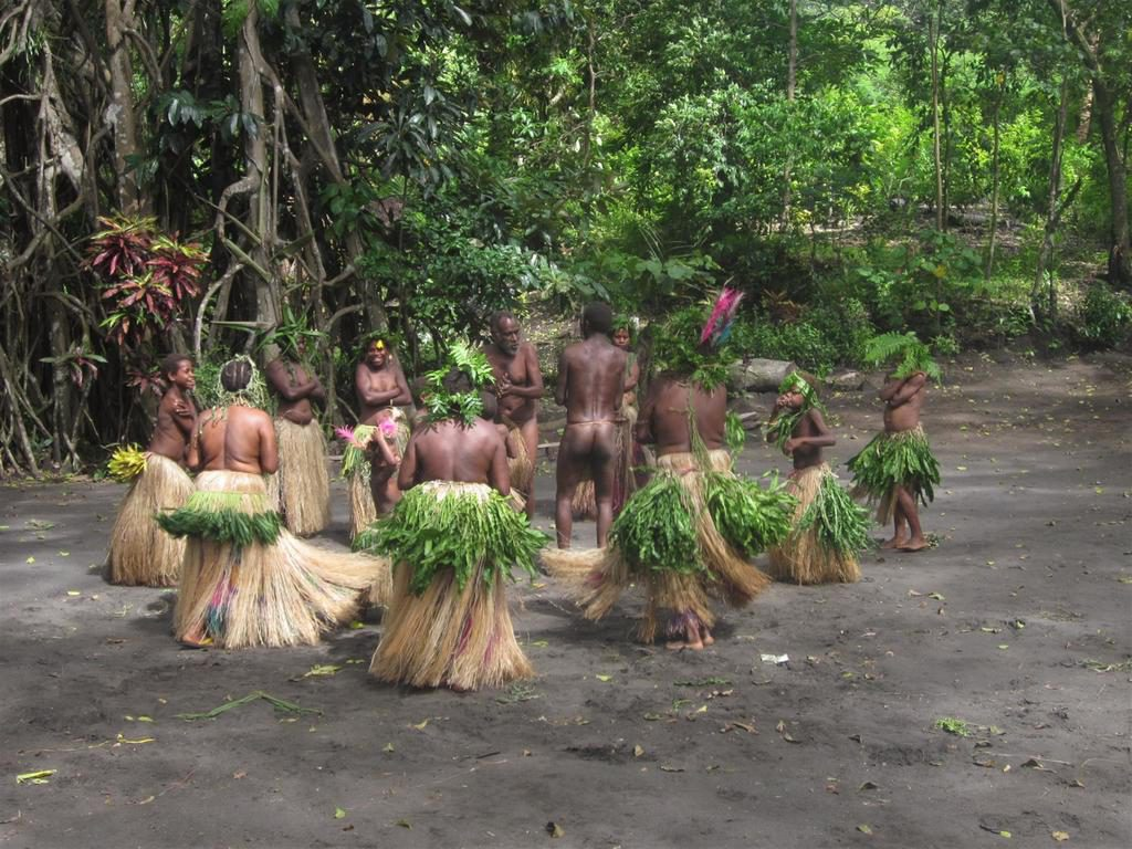 Tanna Island Traditional Tribe