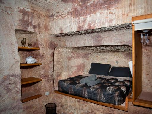 Alis Underground Coober Pedy Accommodation