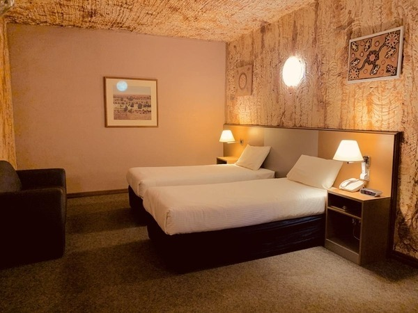 Coober Pedy Accommodation - Desert Cave Hotel Suite
