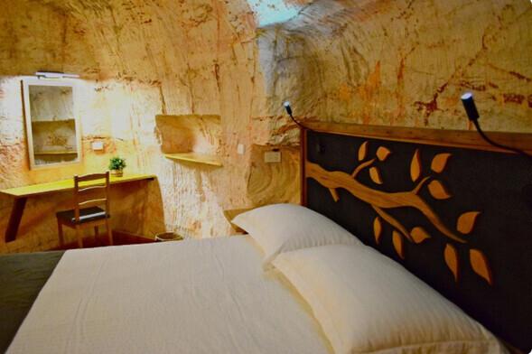 Dugout B&B Coober Pedy Underground Accommodation