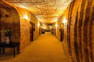 The Lookout Cave Underground Hotel Coober Pedy