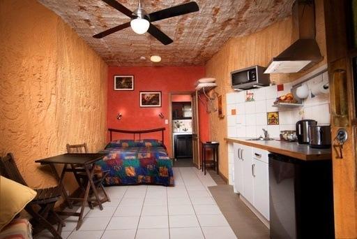 The Underground Motel - Coober Pedy Underground Accommodation
