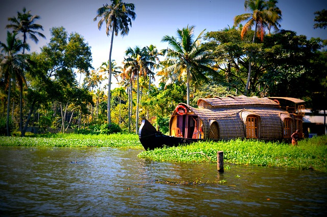 How to book a houseboat in Alleppey