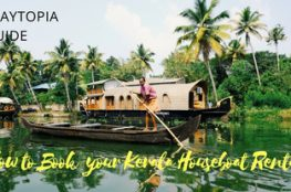 How to Book your Kerala Houseboat Rental
