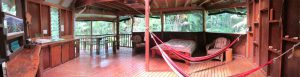 Daintree Jungle House Bedroom