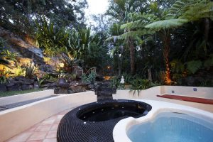 Garden Burees Pool - Quirky Places to Stay in Byron Bay - under $200