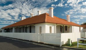 Lighthouse Keepers Cottage Byron Bay