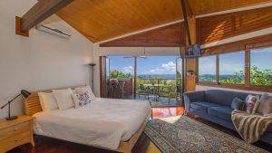 Rainforest Room near Byron Bay