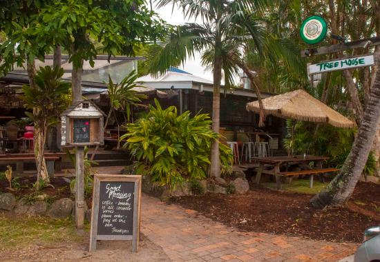 Treehouse on Belongil Byron Bay