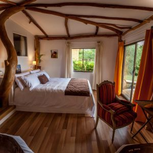 Kona Koa Lodge Bedroom