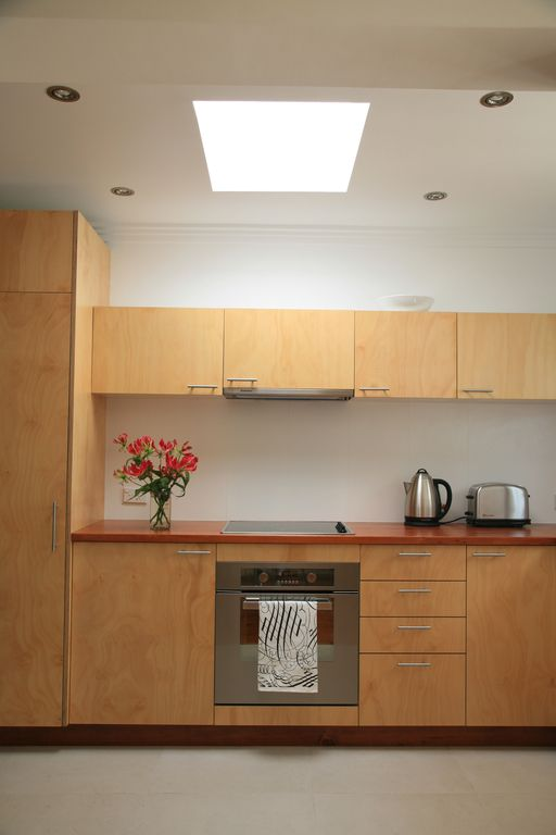 Australia Street Cottage Kitchen