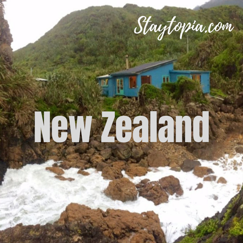 New Zealand Country Search Staytopia