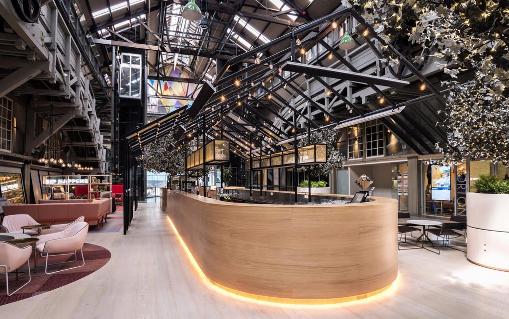 Ovolo Woolloomooloo Sydney Entrance