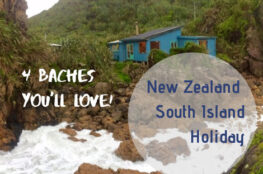 New Zealand South Island Holiday