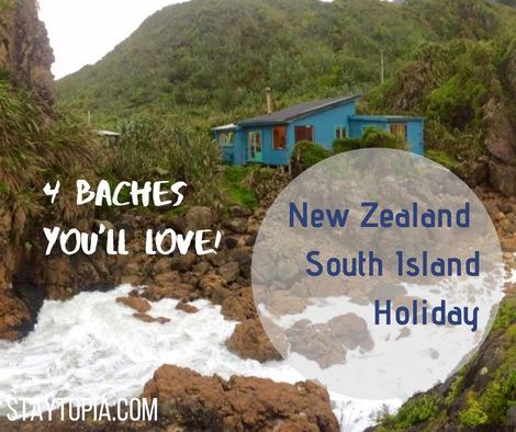 New Zealand South Island Holiday