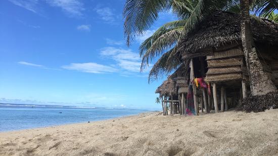 Faofao Beach Fales Samoa
