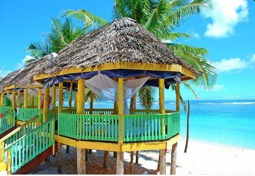 Taufua Beach Fales Samoa Staytopia