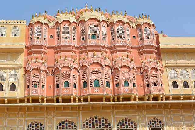 Jaipur Indian Pink City