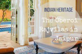The Oberoi Rajvilas in Jaipur India