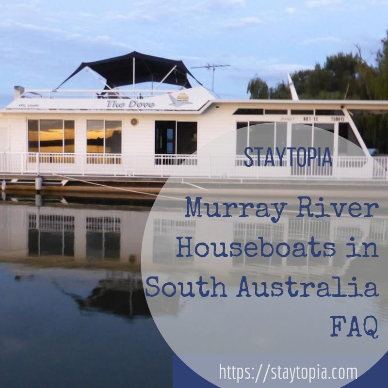 Murray River Houseboats in South Australia