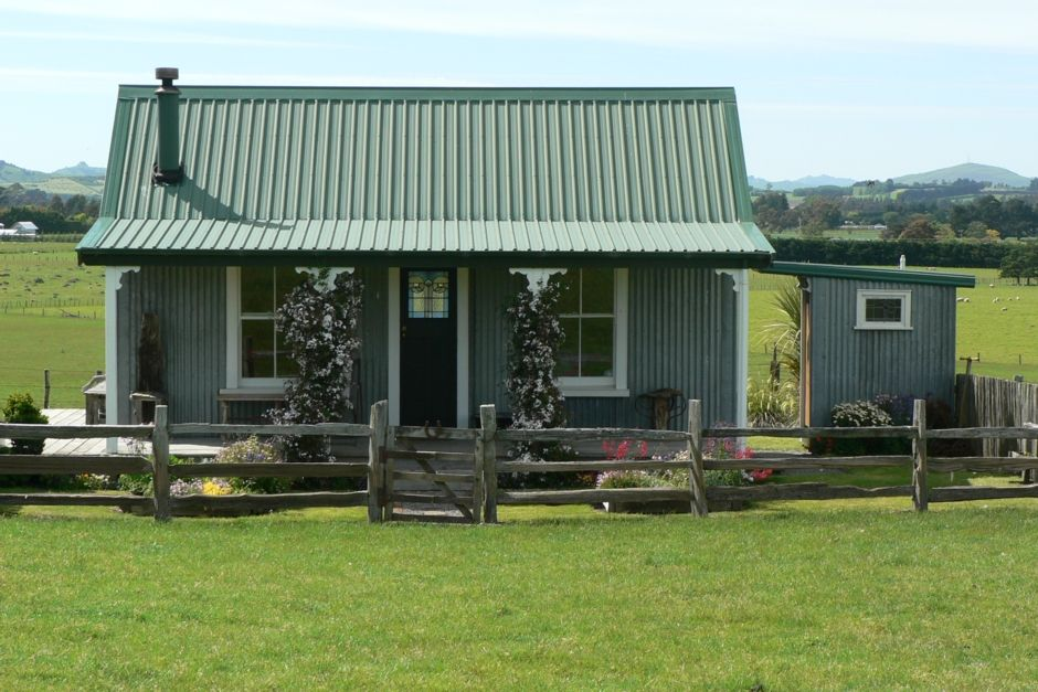Unique New Zealand accommodation
