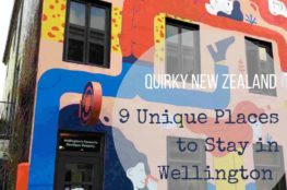 9 Unique Places to Stay in Wellington