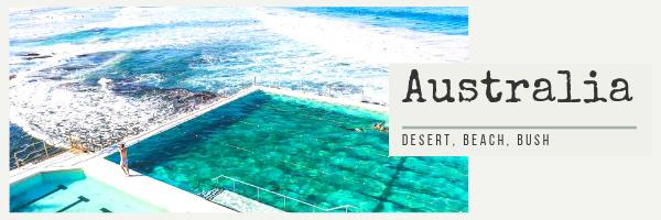 Australia Destinations - unique places to stay
