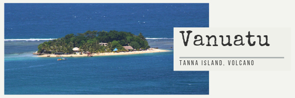Vanuatu Destinations - unique places to stay