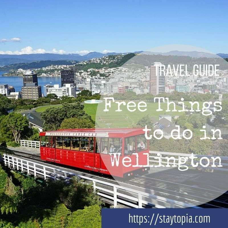 Free Things to Do in Wellington Staytopia