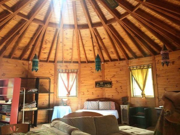 The Shalimar Roundhouse Yurt