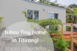 Nikau Tiny Home in Titirangi - Auckland Accommodation for under $70