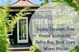 Pagoda Lodge in Kerikeri