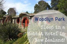 Woodlyn Park Hobbit Hotel in New Zealand