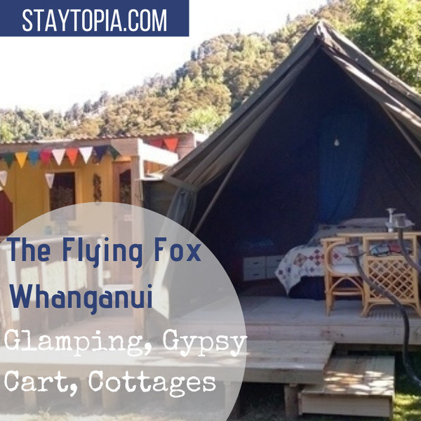 The Flying Fox Whanganui