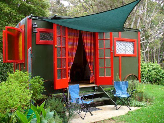 Pagoda Lodge Gypsy Caravan