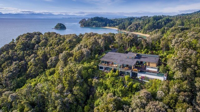Split Apple Lodge Kaiteriteri - eco friendly retreats in Nelson, Golden Bay and Abel Tasman Park