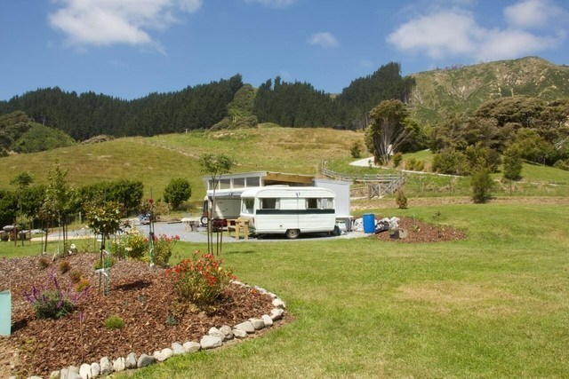 The Woolshed Caravans - unique places to stay in New Zealand