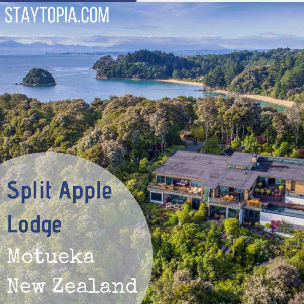 Split Apple Lodge New Zealand