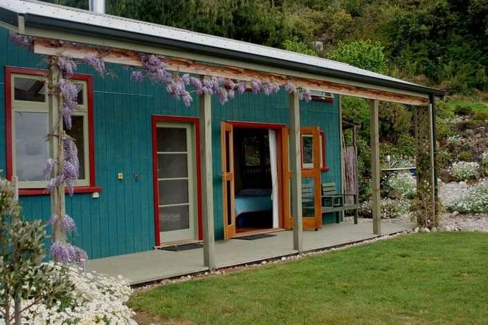 eco friendly retreats in Nelson, Golden Bay and Abel Tasman Park