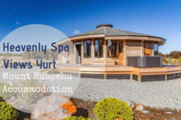 Mount Ruapehu Accomodation