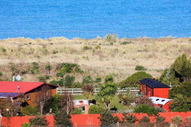 Hapuku Carriages Ocean View - Kaikoura Accommodation