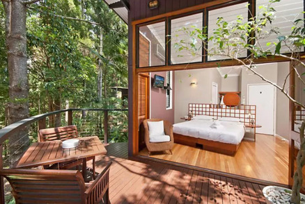 Azabu Boutique Accommodation - Quirky Places to Stay in Byron Bay
