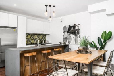 Bryon Butter Factory Apartments Kitchen- Quirky Places to Stay in Byron Bay