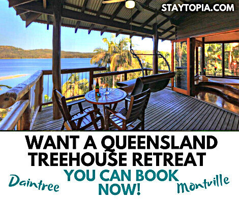 Want a Queensland Retreat you and book now - Staytopia