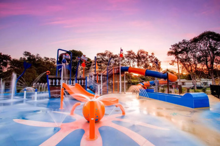 Discovery Parks Byron Bay Water Park