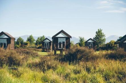Appleby House and Rabbit Island Huts - Beach Huts