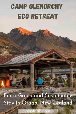 Camp Glenorchy Eco Retreat Otago